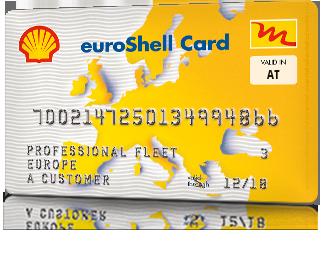 Die euroShell Card Multi: eine ideale Tankkarte für Ihre internationalen Bedarf