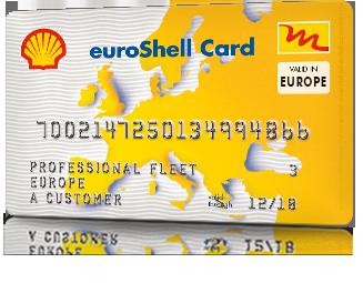 euroShell Card Multi International